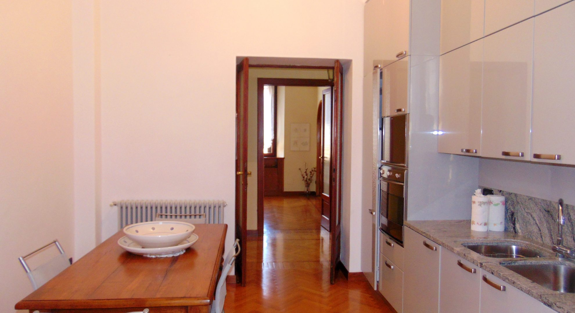 Lecco, Pescarenico: ampio ed elegante cinque locali